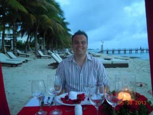 G at Dinner