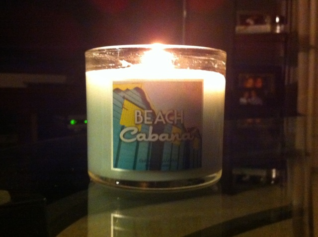 Candle of the Month- August