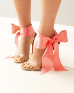Coral Shoes on Pinterest