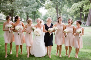 Bridesmaid Dresses by Ann Taylor