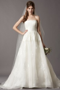 Watters Evanna Gown