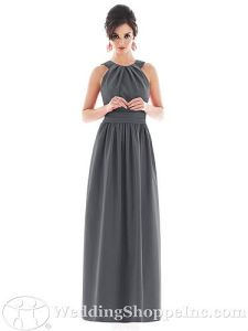 Alfred Sung Bridesmaid Dress D495