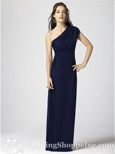 Dessy Bridesmaid Dress 2858