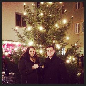Gluhwein in Rothenburg