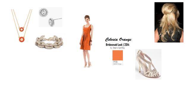 Celosia Orange